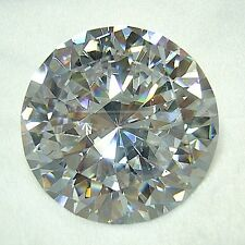 jem: 1-PC. GRADE AAA .50ct. (1/2 ct.) Loose WHITE Swiss Lab-Created Diamond