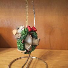 "Charming Tails ""Into the Swing of the Season""  COA with Box"