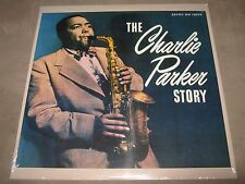 The CHARLIE PARKER Story Complete Recording Session SEALED NEW LP 2015 RSD LmdEd