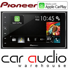 Pioneer SPH-DA120 Apple CarPlay App Radio Bluetooth iPhone Android Car Screen