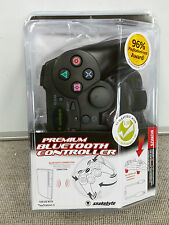 NEW! Snakebyte Premium Bluetooth Wireless Game Controller for PlayStation 3
