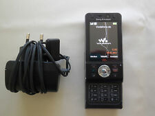 Sony Ericsson Walkman W910i - Noble Black (Ohne Simlock) Handy