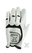 "AGX 'TALON"" CABRETTA LEATHER GOLF GLOVES 3 PACK X-X-LARGE FOR RIGHT HAND GOLFERS"