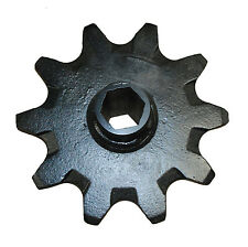 10 Tooth Auger Sprocket (140665) Fits Ditch Witch Trencher RT115, RT80, RT90,etc