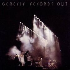 GENESIS - SECONDS OUT (REMASTERED)  2 CD  12 TRACKS INTERNATIONAL POP  NEW+