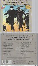 CD--ENSEMBLE TASOS KARAKATSANIS, ENSEMBLE N.LABRANOS UND MIKIS THEODORAKIS -- --