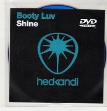 (GS752) Booty Luv, Shine - DJ DVD