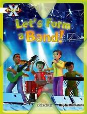 Project X: Working As A Team: Lets Form A Band!,GOOD B