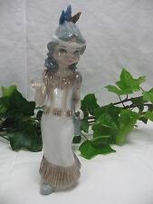 Vecchio CASADES PORCELLANA PERSONAGGIO PORCELLANA PERSONAGGIO Spagna figura Figurine LLADRO p855
