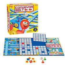 CONVEYOR BELT - FUN EDUCATIONAL KIDS STRATEGY BOARD GAME UNIVERSITY GAMES