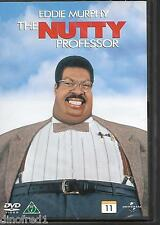 The Nutty Professor (DVD, 2005) NEW SEALED IMPORT