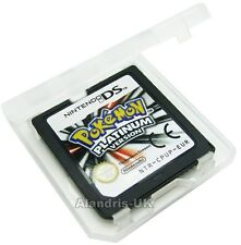 NINTENDO DS POKEMON VERSIONE PLATINO GIOCO Working with DS, DS Lite, DSi, 3DS