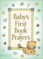 Baby's First Book of Prayers-ExLibrary