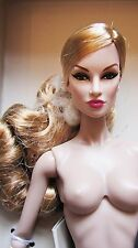 "Nude Fashion Royalty FR2 Tatyana: Perfect Reign 12"" Doll New!!!"