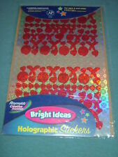 NIP Reynolds Creative Essentials-Bright Ideas Holographic Stickers--A Must See