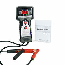 Electronic Digital Automotive Battery Tester Vehicular Voltage Indicator Tester
