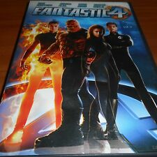 Fantastic Four (DVD, 2006) Chris Evans, Jessica Alba Used Marvel