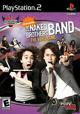 Rock University: Naked Brothers Band by THQ PS2 1-2 Players * New Ship Free