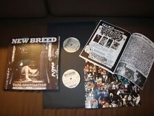 NYHC NEW BREED TAPE COMP. LP LIFE'S BLOOD BREAKDOWN ABSOLUTION AGNOSTIC FRONT