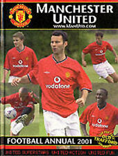 The Official Manchester United Annual 2001, Jeremy. Paxton