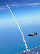 FW STRIKE EAGLES ASSIST SPACE SHUTTLE LAUNCH ART PRINT POSTER 259PYA