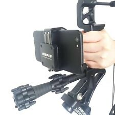 Smartphone Bow Mount Camera Mobilephone Bow Holder for HOYT Compound Recurve Bow