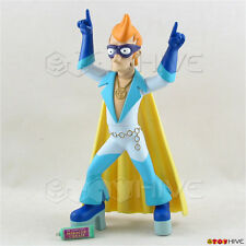 Futurama Fry Captain Yesterday  2008 - loose action figure by Toynami