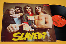 SLADE LP SLAYED 1°ST ORIG GERMANY 1972 EX LAMINATED COVER TOP AUDIOFILI COLLECTO