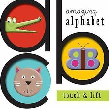 Amazing Alphabet by Annie Simpson (2014, Board Book)