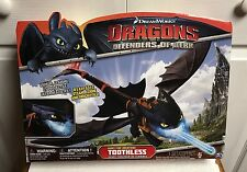 DREAMWORKS HOW TO TRAIN YOUR DRAGON DEFENDER OF BERK 22 FIRE BREATHING TOOTHLESS
