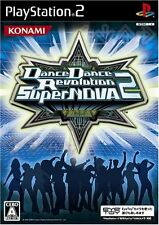 Used PS2 Dance Dance Revolution Supernova 2 Import Japan