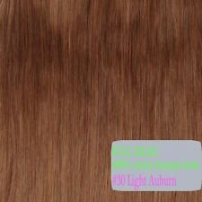 """7pcs 15"""" 18"""" 20"""" 22"""" Clip In Remy Real 100% Human Hair Extensions Full Head P888"""