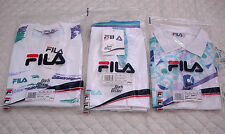 GILET, SHORT e POLO FILA BORIS BECKER, 48-52-52, ORIGINALI VINTAGE, NEW, BORG.-