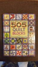 505 Quilt Blocks Better Homes Gardens DYI beautiful projects