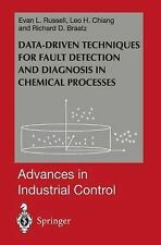 Data-Driven Methods for Fault Detection and Diagnosis in Chemical Processes...