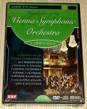 Highlights Vienna Symphonic Orchestra ~ 5 Disc-Box ~OVP