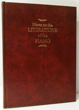 Notes on the Literature of the Piano,.Lockwood, Albert..Book.Very Good