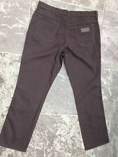 WRANGLER TEXAS STRETCH BROWN JEANS W 40 L 34 VERY GOOD CONDITION!!!!!!!!!!!!!!