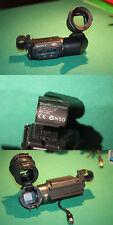 VIEWFINDER Sony DXF-801CE 16/9 e 4/3 adatto per camere serie DXC D30P D35P D50P