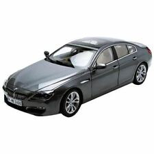 Paragon 2012 BMW 650i GRAN COUPE 6 SERIES F06 SPACE GREY 1:18*Back in Stock!