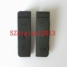 USB/HDMI DC IN/VIDEO OUT Rubber Door Cover For Canon EOS 5D Mark III 5DIII 5D3