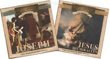 NEW Lot 2 Lamplighter Theater You Are There Series Audio Sets 4 CD JOSEPH JESUS