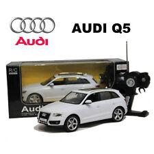 "Rastar Audi Q5 White Officially Licensed R/C Radio Control Car Model 19.6"" 1:14"