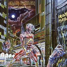 IRON MAIDEN - SOMEWHERE IN TIME  VINYL LP NEW