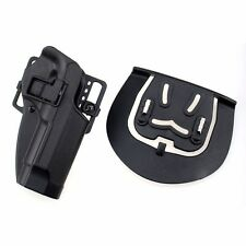Free Shipping Tactical Right Hand holster Paddle with Belt for M9 M92 Bereta