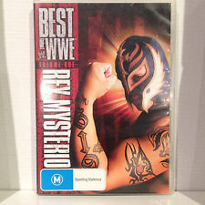BEST OF WWE  VOLUME ONE REY MYSTERIO ~ ALMOST AS NEW DVD