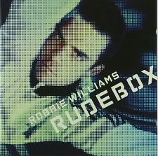 CD - Robbie Williams - Rudebox - #A3886