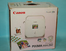 Canon PIXMA Mini260 Digital Photo Inkjet Printer NEW mini 260