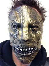 Slipknot Style Mask Corey Latex Zip Face Fancy Party Metal Monster Download