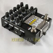 AMT Electronics Bass Guitar Preamp BC-1 (Bass Crunch) -- two-channel circuit